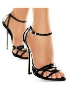 Fredericks Of Hollywood Stilleto Strappy Heels Sexy