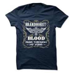 cool BRANDHORST t shirt, Its a BRANDHORST Thing You Wouldnt understand