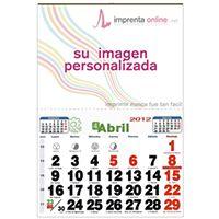 Impresión de calendarios personalizados #calendarios #2015 #imprentaonline