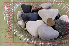 I collect heart rocks everywhere