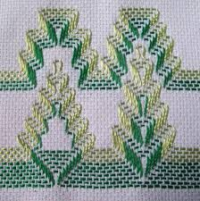 Swedish Embroidery, Hardanger Embroidery, Embroidery Stitches, Hand Embroidery, Cross Stitches, Cross Stitch Designs, Cross Stitch Patterns, Crochet Patterns, Loom Patterns