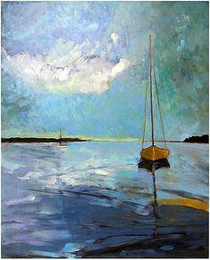 Morning in August by Susan Landor Keegin