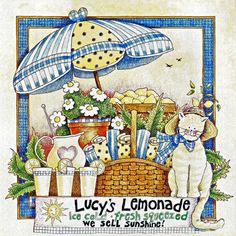 Lucy's Lemonade (2002) by Beth Yarbrough