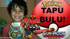 VIDEO: #Pokemon Tapu Bulu GX Tin!   WATCH: http://youtu.be/3VfXQtVkhx0   #PokemonTCG #PokemonCards #PrayForPulls #GuardiansRising #PokemonCommunity #PokemonTrainer