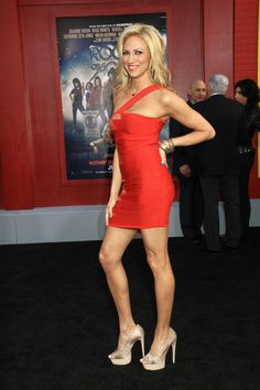 Debbie Gibson Rock of ages premiere