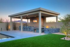 Outdoor Spaces - We can design & build your dream - A-Team