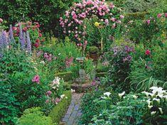 Cottage Garden Design 02