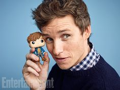 Comic-Con 2016 Star Portraits: Day 3 | Eddie Redmayne, <em>Fantastic Beasts and Where To Find Them</em> | EW.com