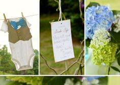 A Southern Gentleman Baby Shower by Tuesday's Frog Photography