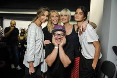 Zé Pedro assina a trilha sonora do ELLE Fashion Preview, no Rio de Janeiro