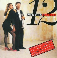 SALSA VIDA: 1994 Mario Ortiz 12 Golden Hits (Original Recordin...