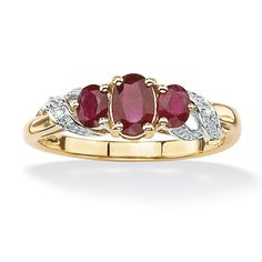 Overstock.com Mobile. I need this ring!! Both my babies were born in July and I love rubies! :)