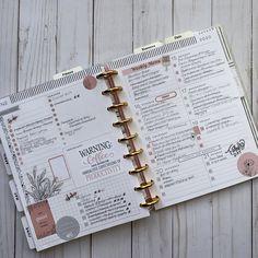 To Do Planner, Agenda Planner, Mini Happy Planner, Passion Planner, Planner Layout, Planner Pages, Fitness Happy Planner, Project Life Planner, 2015 Planner