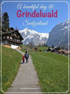 Travel   Europe   Switzerland   Grindelwald   A day trip to the resort town of Grindelwald from Lucerne   Things to do in Grindelwald