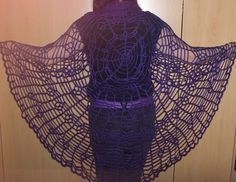Ravelry Free Download: Halloween Spider Web (Archived) by Deb Richey