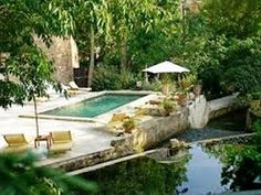 Chateaus romantic and movies on pinterest for France pools
