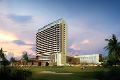 The Ritz-Carlton opens in Hainan its first golf resort in China