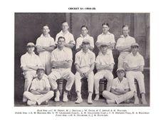 Milton High School Cricket photos Cricket XI from 1913 - 2001 Milton High School, Cricket, The Row, Sports, Vintage, Hs Sports, Cricket Sport, Vintage Comics, Sport