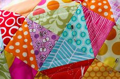 Warm Cool Quilt Along - Wrap Up! - InColorOrder.com