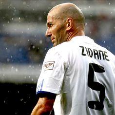 Zinedine Zidane - Real Madrid France Legend - World Cup '98