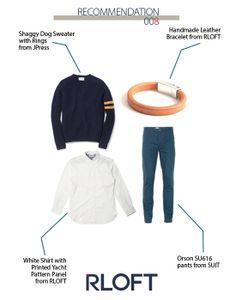 Recommendation 008 #menfashion #menswear #brand #fashion