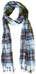 pashmina unisex... geometric pattern wool scarf.... beatiful!!