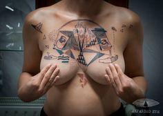 Expanded Eye: Lo místico y la consciencia en los tatuajes - Cultura Colectiva