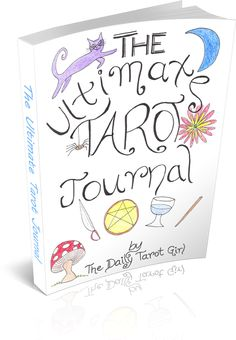 I encourage my tarot students to make a tarot journal. It's so helpful.
