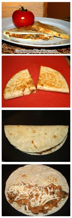 This Chicken Quesadillas recipe is one of my favorite Mexican recipes because it is simple, and can be easily adapted to suit your tastes or the ingredients you have on hand.