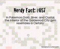 Nerdy Fact #057