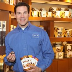 "We are happy to give the #CompaniesThatCare spotlight this week to Jer's Chocolates, a Solana Beach, CA company that is known as the ""Pioneer of Gourmet Peanut Butter & Chocolate""."