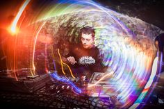 DJ photography.
