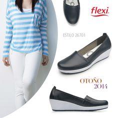 Flexi Estilo 26701 Negro - #shoes #zapatos #fashion #moda #goflexi #flexi #clothes #style #estilo #otono #invierno #autumn #winter
