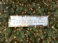 Tiffany and Co at Christmas