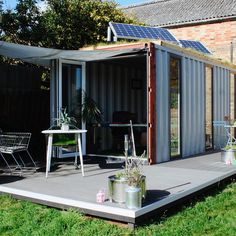 20 Cool As Hell Shipping Container Homes - Backyard Office/Garden...