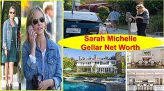 Sarah Michelle Gellar Net Worth, Cars, House 2017