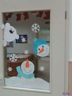 Tipss and templates: Christmas 2019 Christmas decorations, Christmas crafts, preschool, art activities - Weihnachten