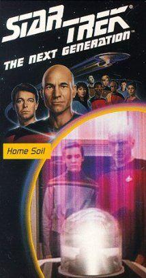 """""""Star Trek: The Next Generation"""" Home Soil (TV episode 1988) - IMDb s1e17"""