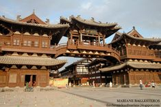 ancient chinese architecture - Datong