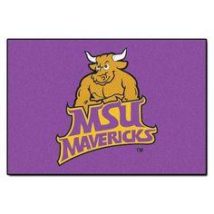 FANMATS NCAA Minnesota State University - Mankato Starter Mat