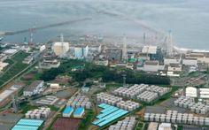 Fukushima Daiichi water tanks