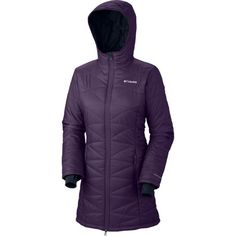 ColumbiaMighty Lite Hooded Insulated Jacket - Women's