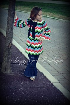 Hey, I found this really awesome Etsy listing at https://www.etsy.com/listing/165339762/girls-peasant-dress-azalea-chevron-with