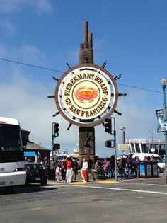 Fisherman's Wharf: Another tourist spot, but if you want to check it out make sure you get some clam chowder in a sourdough breadbowl! Pacific Coast Highway, West Coast Road Trip, Half Moon Bay, Places In Usa, Places To Go, Inverness, Big Sur, Santa Monica, State Parks