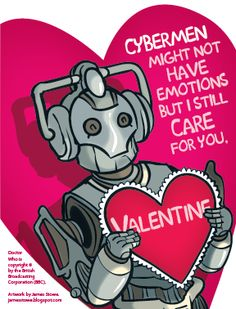 ART by STOWE: Doctor Who Valentines 2013
