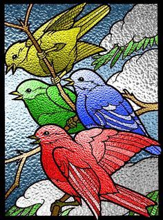 stained glass 12 days of christmas - Google Search