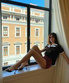 Gala Gonzalez, French Girls, City Girl, Parisian, Thrifting, Mini Skirts, Chic, My Style, East Side