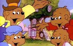 The Berenstain Bears | 12 Saturday Morning Cartoons From The '80s You Probably Forgot Existed