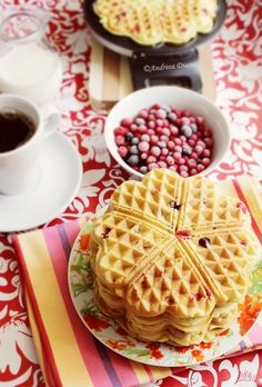 Waffles, Biscuits, Food And Drink, Pasta, Sweets, Breakfast, Gypsy, Crack Crackers, Morning Coffee