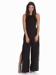 Nelly.com: Open Leg Jumpsuit - NLY Trend